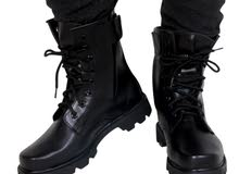 Tactical Military Mens Shoes حذاء جيشي نخب