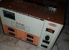 محول ومنظم كهرباء 1500 W