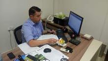 مدير مالي و اداري اردني خبرة في مختلف الانشطة التجارية و المقاولات و المصانع