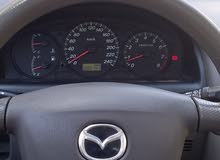 Mazda 626 car for sale 2002 in Benghazi city