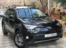 Toyota RAV4 2018 full option  راف فور