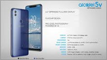 New Alcatel  mobile device