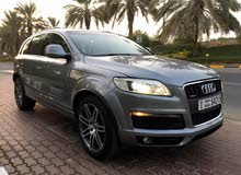 Q7 2009 for Sale