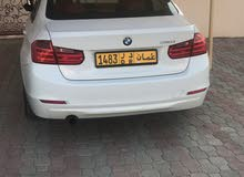 BMWi316 خليجي وكالة الامارات توين تيربو اقتصادي جدا