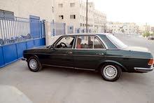 مرسيدس لف 1979 بحاله جيده للبيع او البدل