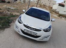 Hyundai Elantra car for sale 2012 in Amman city