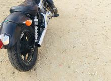 Used Yamaha motorbike made in 2002 for sale