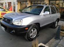 2001 Hyundai Santa Fe for sale in Irbid