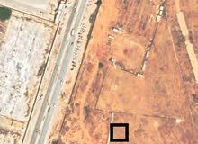 ارض الحي الجامعي 2 بعد جامعة بنغازي