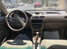 Gasoline Fuel/Power   Toyota Tercel 1998