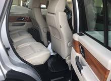 120,000 - 129,999 km Land Rover Range Rover Sport 2008 for sale