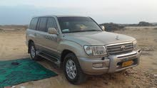 For sale 2003 Gold Land Cruiser