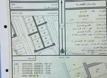 ارض سكني تجاري ولاية ابراء اليحمدي 6 خط ثاني