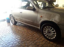 For sale 2004 Silver Sunny