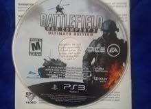 سيدي بلاستيشن 3 (battle field) (بحاله جيده)