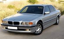 BMW 740 iL 2001