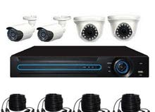 نظام كاميرات مراقبه صنف اول بأسعار مناسبه للجميع منزليه وتجاريه