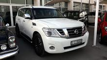 2013 Nissan patrol  gulf specs