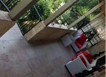 شقة ارضية مميزة للبيع في خلدا 150م مع حديقة وترسات 100م بسعر 115000