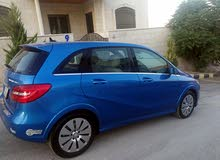 Automatic Blue Mercedes Benz 2014 for sale