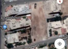 ارض للبيع طبربور حوض الميالة 1018م مربع قابل للتفاوض