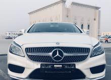 للبيع مرسيدس CLS 550  AMG موديل 2012