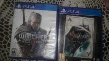 the witcher 3 و batman return to arkham