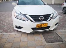 Nissan Altima 2016 For sale - White color