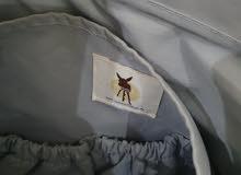 حقيبة للوازم الاطفال لون سكني
