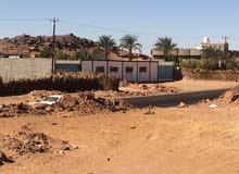 قطعة ارض في حجاره ع الطريق بزبط(الرئيسي)