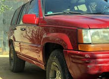Automatic Red Jeep 1998 for sale