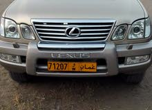 Available for sale! +200,000 km mileage Lexus LX 1999