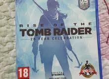 لعبة تومب رايدر tomp raider