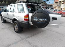 Opel Frontera car is available for sale, the car is in Used condition