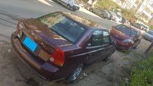 هيونداي فيرنا 2012للايجار بدون سائق للمدد فقط والشركات