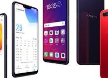 هواتف جديدة:   F5 .j7 . j7pro . A3s . Y6
