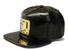 Hip-hop stylish 50 cent cap