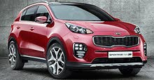 Automatic Kia 2019 for rent - Farwaniya