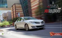 Automatic Grey Lincoln 2014 for sale