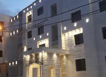 شقة شبه تسوية مفرغة بالكامل للبيع  مساحة 140 متر الحي الشرقي قرب اشارة القيروان