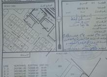 ارض للبيع القرحه قريب البيوت من المالك مباشره فرصه لسكان المنطقه