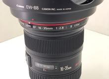 35-16 L USM II 1:2.8 Canon