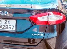 سيارة فورد فيوجن 2014 فل الفل للايجار اليومي بسعر35