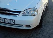 White Chevrolet Optra 2011 for sale