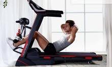 مشايه كهرباء امريكي وجميع انواع الأجهزه الرياضيه بالنقد والتقسيط