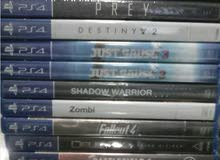 Limited offer on Sealed PS4 GAMES