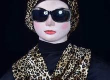 تصميم شغل خاص حجاب توربان وجبه شتويه