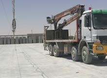 سائق ونش بلوك في شمال الرياض