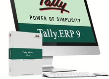 Tally.ERP9 Accounting Software available (Single and Multi users)