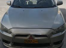 ميتسوبيشي لانسر للبيع موديل2008 بحاله جيده ونظيفه